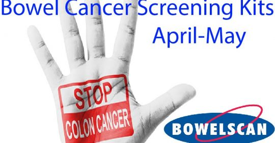 Rotary BOWELSCAN bowelcare Colon Cancer Screening Kits
