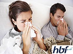 Free Flu vaccination for HBF members