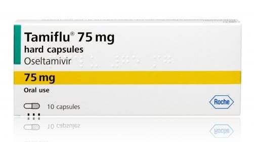 Tamiflu Available